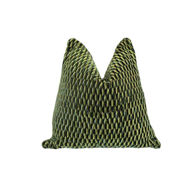 Allegra Pillow, Emerald For Sale
