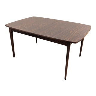 1960s Mid Century Modern Dining Table For Sale