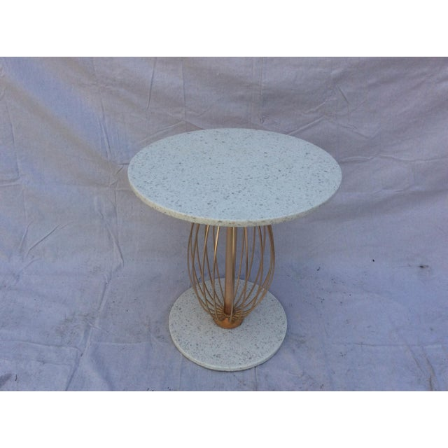 2000 - 2009 Hollywood Regency Barbara Barry Poodle Table For Sale - Image 5 of 5