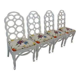 Francis Elkins Loop Chairs - Set of 4