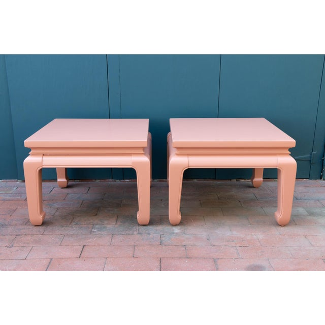 Asian Lacquered Tables For Sale In Los Angeles - Image 6 of 6