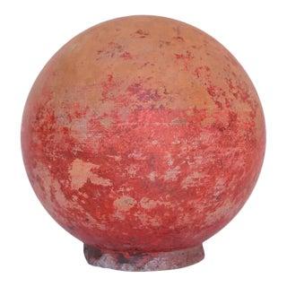 Concrete Garden Ball For Sale