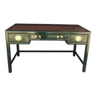 Vintage Henredon Chinoiserie Desk
