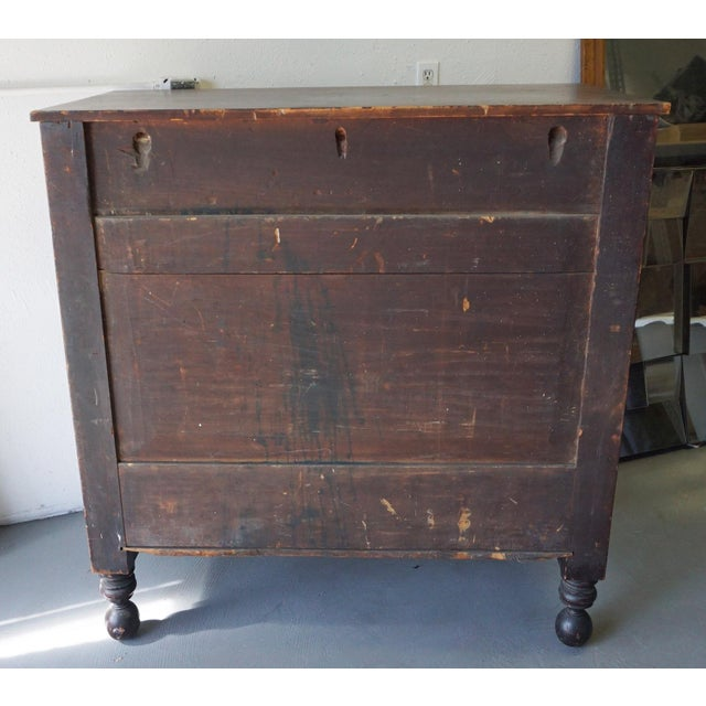 Unique 1800s Chest of Drawers For Sale - Image 12 of 12