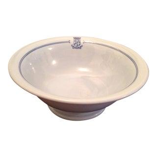 Antique Bauscher Weiden Bowl