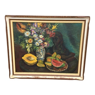 20th Century Still Life by Camps Ribera For Sale