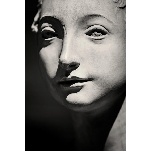 """""""Fiesole III"""" Contemporary Figurative Black and White Photograph by Guy Sargent For Sale"""