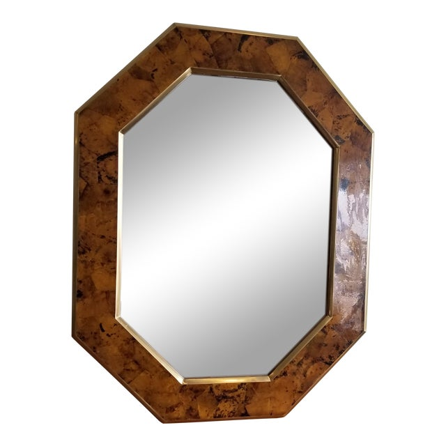 Made Goods Octagon Mirror For Sale