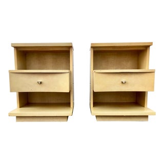 1960s Mid-Century Modern Kent Coffey Nightstands - a Pair For Sale
