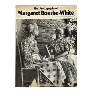 """The Photographs of Margaret Bourke-White"" Book, 1972"