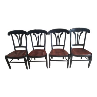 Nichols & Stone Country Manor Dining Chairs - Set of 4