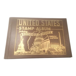 1944 United States Stamp Album