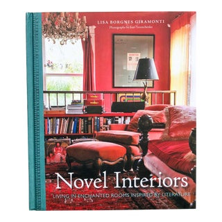 Novel Interiors: Living in Enchanted Rooms Inspired by Literature For Sale