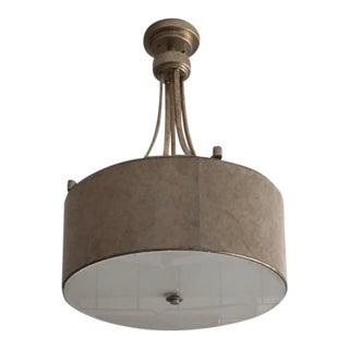 Capital Lighting Luna Drum Pendant Light For Sale