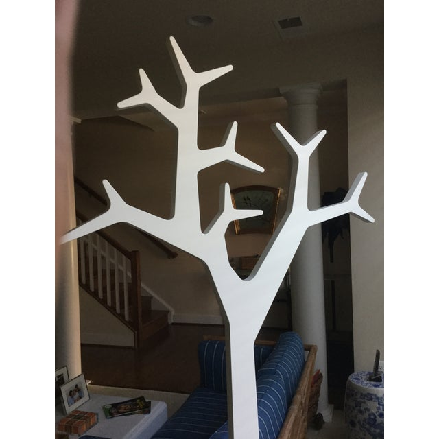 Mid-Century Modern Swedese Tree Coat Rack For Sale - Image 3 of 4