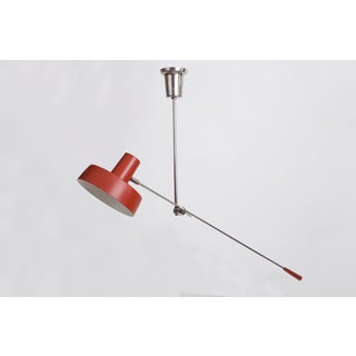 1950s Mid-Century Modern Swing Arm Ceiling Light Preview