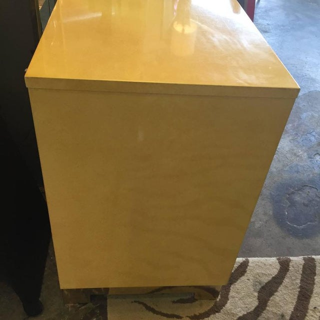 Pair of Romweber Chest of Drawers For Sale - Image 9 of 11