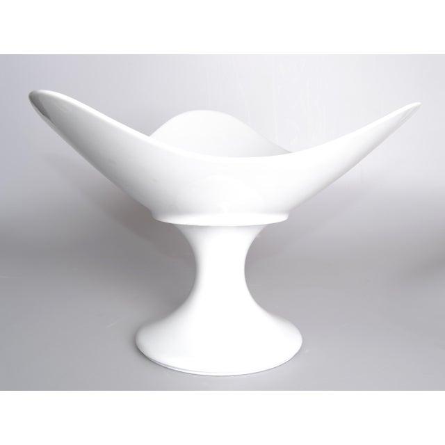 White Porcelain Rosenthal Fruit Bowl For Sale - Image 9 of 9