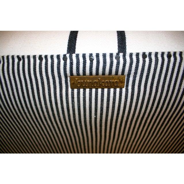 Modern Bunakara Fingerprint Arm Chair For Sale - Image 3 of 7
