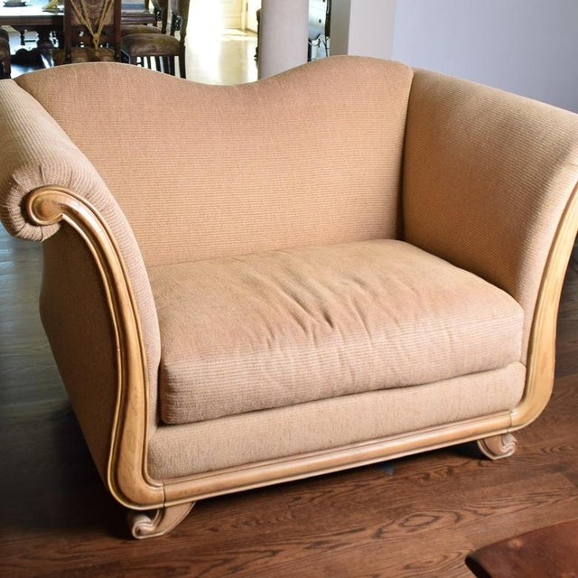 Original Vintage Bernhardt Loveseat or Settee - Image 2 of 8
