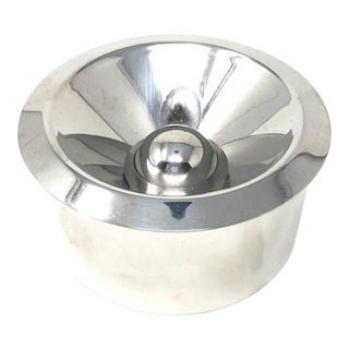 Marianne Brandt Alessi Bauhaus Archive Ashtray For Sale