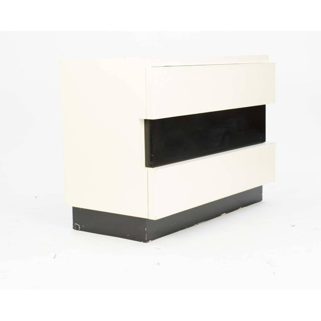 Contemporary Dan Johnson for Hayden Hall Chest of Drawers - a Pair For Sale - Image 3 of 10