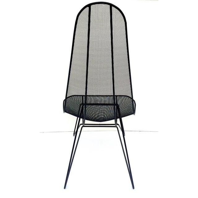 Pair of Sol Bloom Scoop Chairs - Image 4 of 10