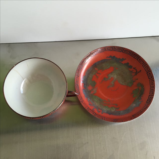Nippon Cup & Saucer - Image 3 of 4