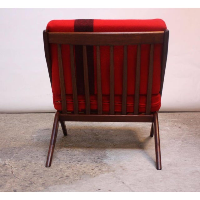 Swedish 'Scissor' Chair by Folke Ohlsson for DUX - Image 6 of 10