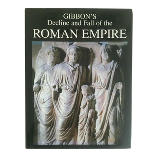 """""""Gibbon's Decline & Fall of the Roman Empire """" Vintage Cultural Arts History Book"""