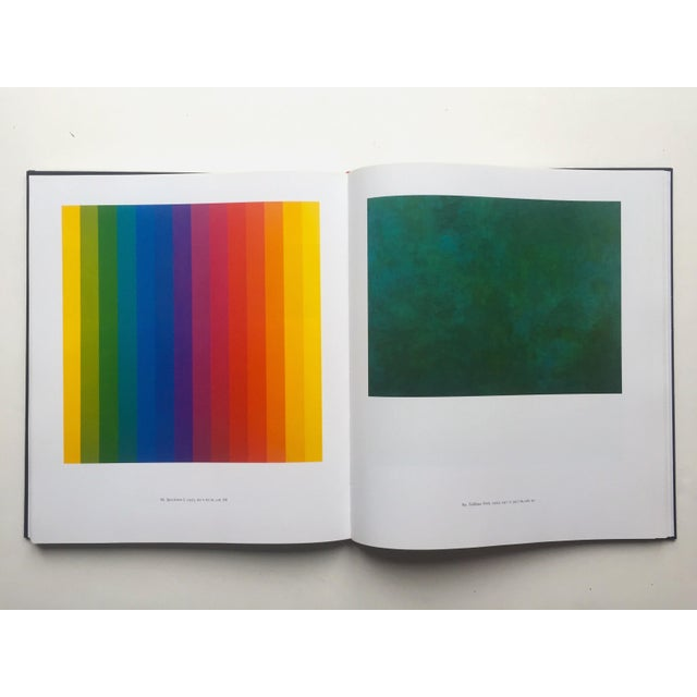 """Abstract """"Ellsworth Kelly the Years in France 1948 - 1954 """" 1st Edition Hardcover Exhibition Art Book For Sale - Image 3 of 11"""