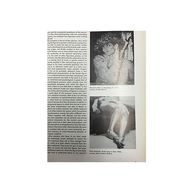 New York: The Art World 1964 For Sale - Image 5 of 9