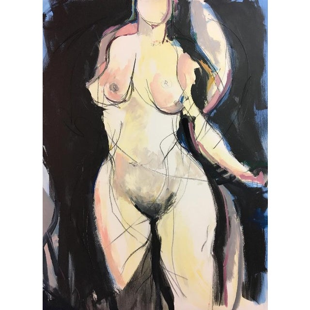 'Woman I' Contemporary Painting - Image 1 of 4