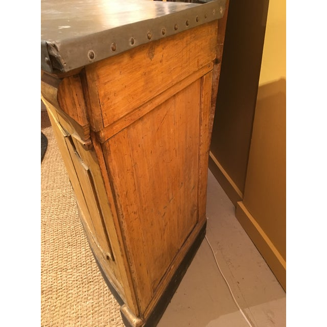 French Paneling Bar For Sale - Image 4 of 10