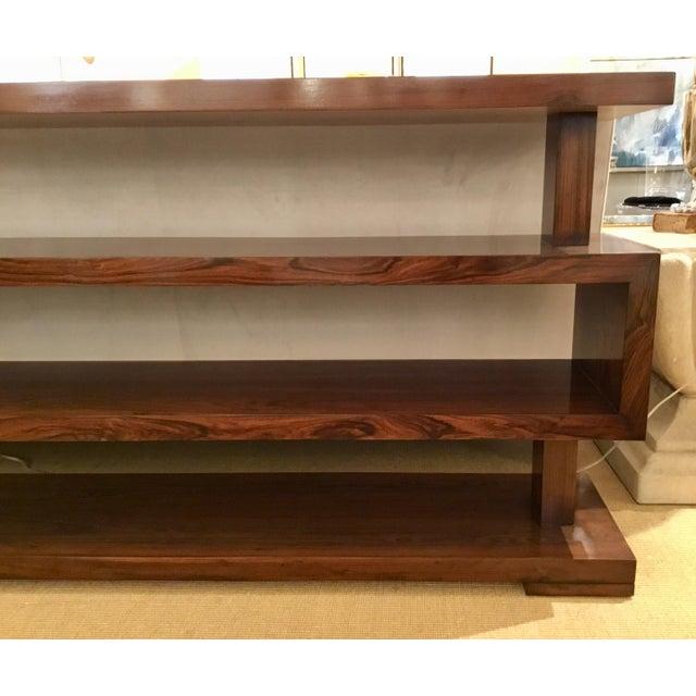 John Richard Bolton Mahogany Bookcase For Sale In Atlanta - Image 6 of 9