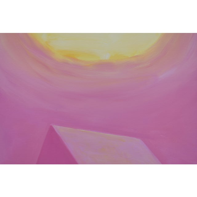 """2010s Contemporary Painting, """"Good Morning Sunshine"""", by Stephen Remick For Sale - Image 5 of 12"""