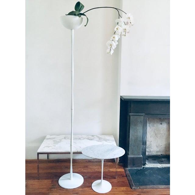 """Laverne International Estelle & Ervin Laverne Planter 89"""" Tall 1960 Mis Century Modern For Sale - Image 4 of 8"""