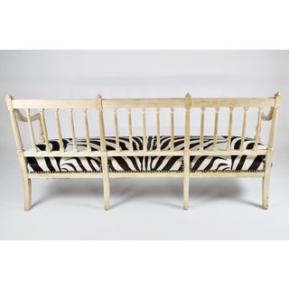 19th Century Neoclassic Bench Preview