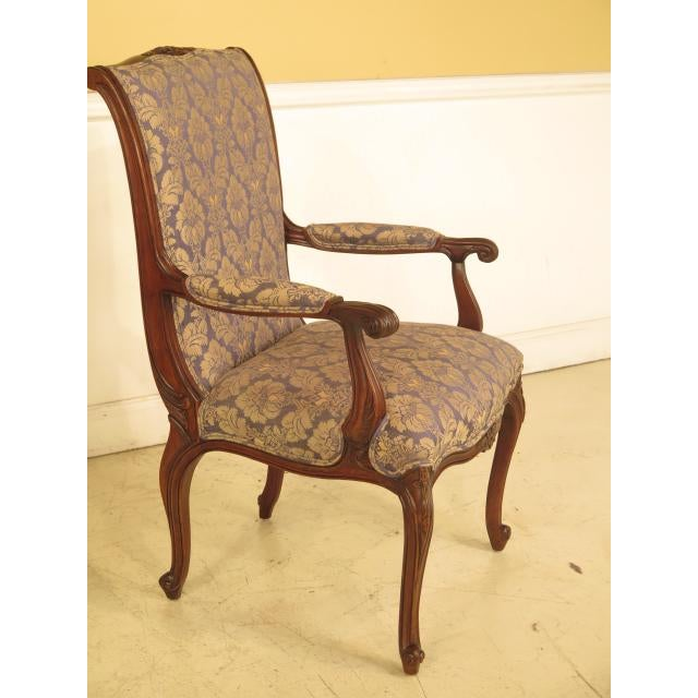 EJ Victor French-Style Dining Room Chairs - Set of 8 - Image 4 of 11