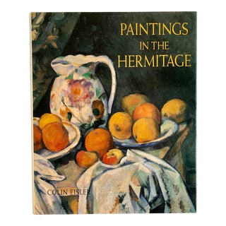 1990s Paintings In the Hermitage Book For Sale