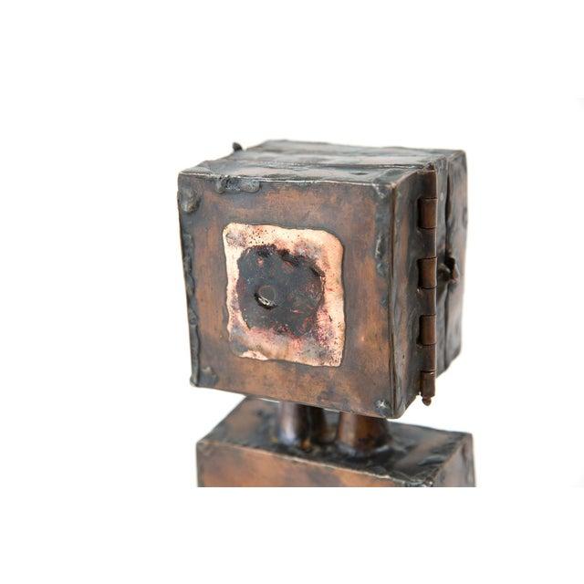 Brutalist David Laughlin Sculpture For Sale - Image 4 of 7