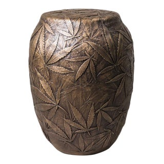 Erin Sullivan, Flora Series, Cannabis Stool, Usa, 2018 For Sale