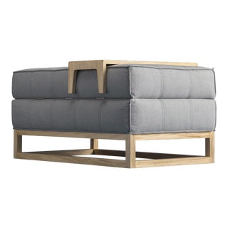 Modern Multi Function Ottoman For Sale