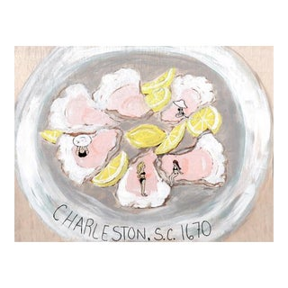 Oyster Babes Mini Charleston by Lauren Jane Gift