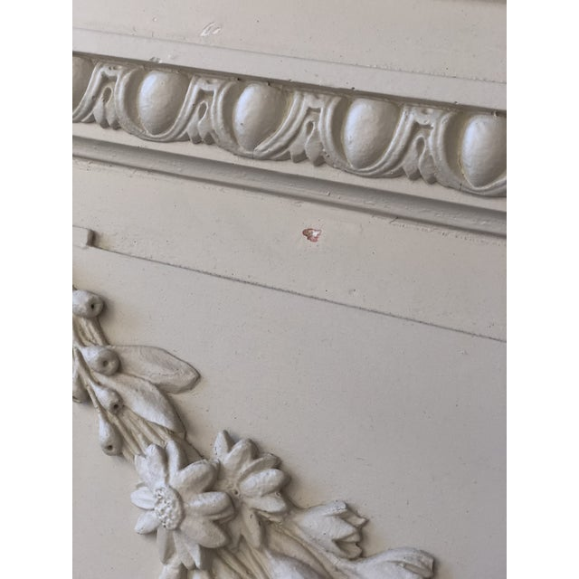 Cherub Plaster Relief For Sale - Image 10 of 13