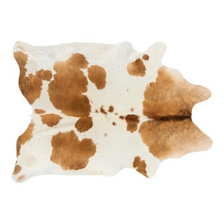 Spotted Genuine Brazilian Cowhide For Sale