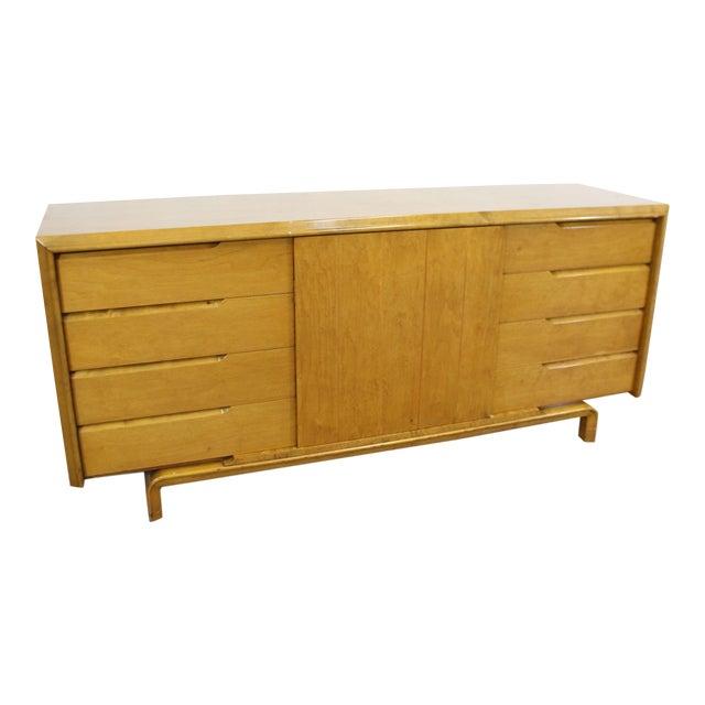 Mid-Century Danish Modern Edmond Spence Credenza Dresser For Sale