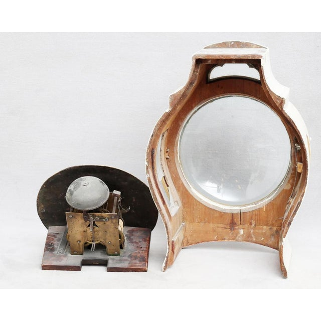 Antique Swedish Mora Clock - Image 8 of 9