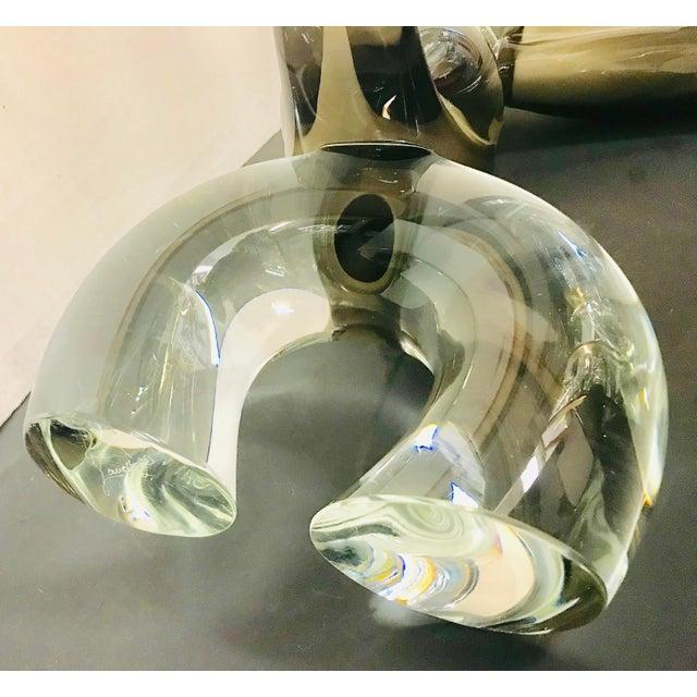 Licio Zanetti Licio Zanetti Handblown Toucan Bird Art Glass Figurine For Sale - Image 4 of 13