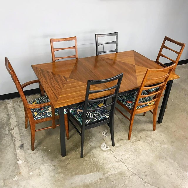 Mid Century Modern Dining Set by Stanley For Sale - Image 13 of 13